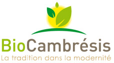 Marque Bio Cambrésis garantie 100% bio