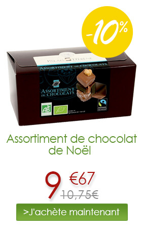 Ballotin Assortiment de chocolats