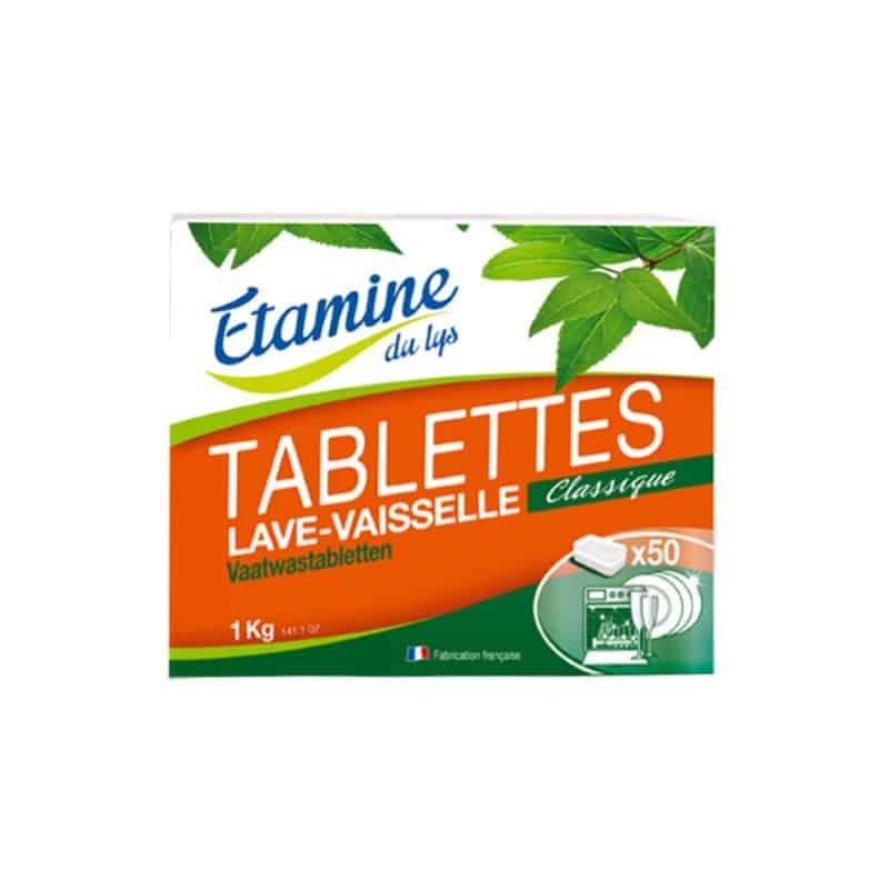 etamine du lys  Etamine du Lys Tablettes lave vaisselle x50 Les tablettes... par LeGuide.com Publicité