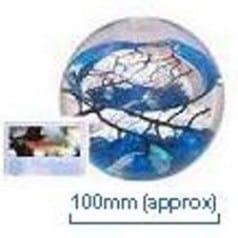 Ecosphère Ronde 10 cm Méditerranée
