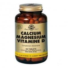 Calcium Magnésium + Vit D