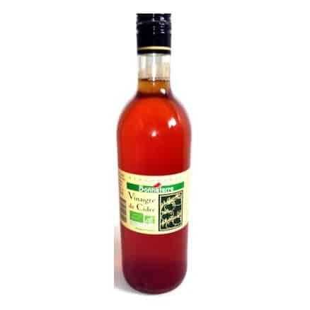 Vinaigre de cidre 750 ml Bonneterre
