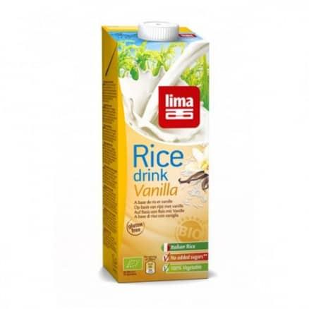 Boisson Riz Rice Drink Vanille