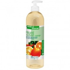 Bain Douche Fruité Mandarine Orange