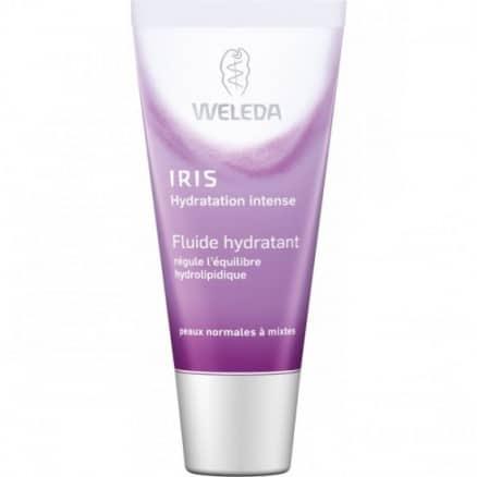 Fluide Hydratant à l'Iris
