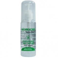 Déodorant Déoroche Vert Spray d'Alun