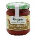 Sauce Tomate aux Cèpes
