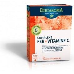 Complexe Fer + Vitamine C