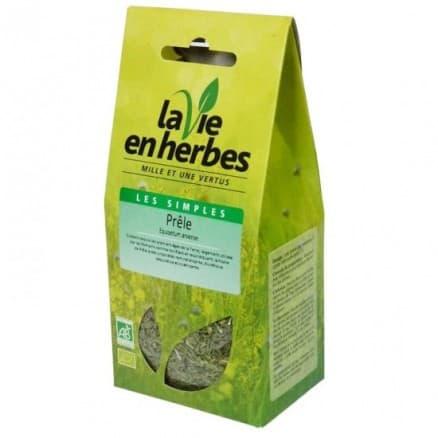 Tisane prêle plantes 40 g La vie en herbes