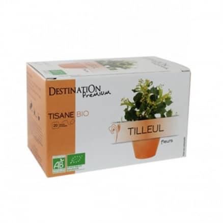 Tisane Tilleul