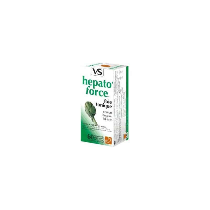 vecteur sante  Vecteur Santé Hepato'force Foie Tonique x60  par LeGuide.com Publicité