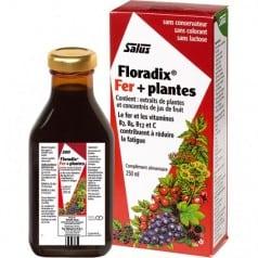 Floradix Fer + Plantes