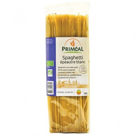 Spaghetti épeautre blanc