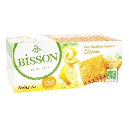 Sablés Authentiques Citron