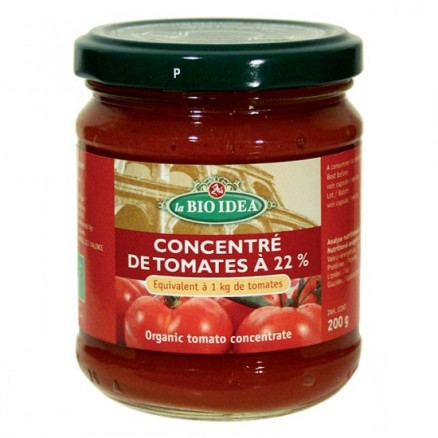 Concentré de Tomates 22%