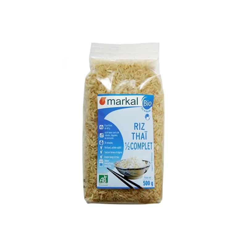 markal  Markal Riz Thaï Demi-Complet 500 g Origine Thaïlande Compter environ... par LeGuide.com Publicité