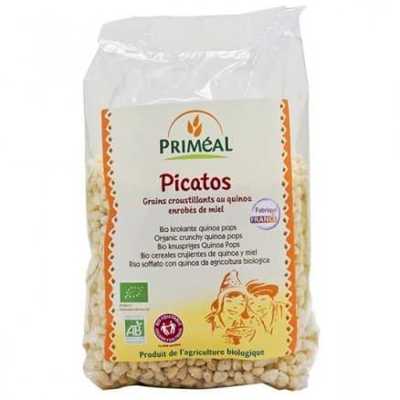 Picatos Quinoa Croustillant Enrobé de Miel