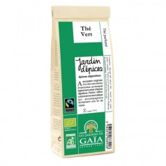 Thé Vert Jardin d'épices