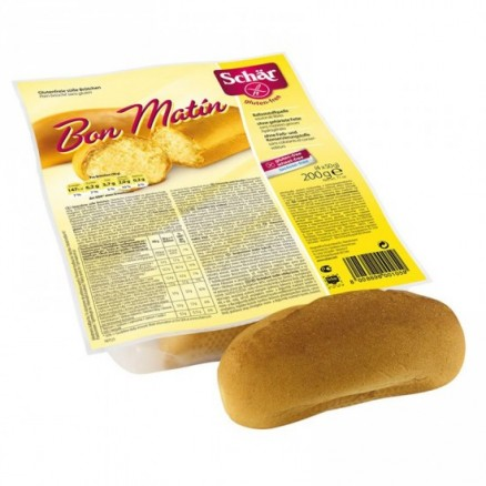 """Pain Brioché Sans Gluten """"Bon Matin"""""""