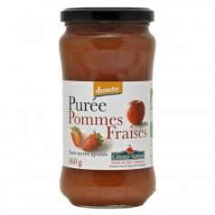 Purée Pommes Fraises
