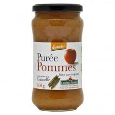 Purée Pomme Cannelle