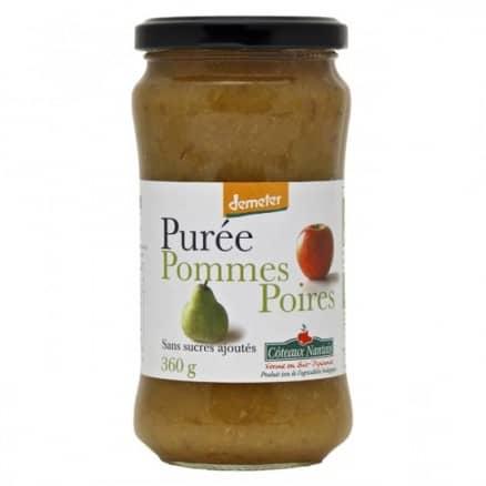 Purée Pomme Poire