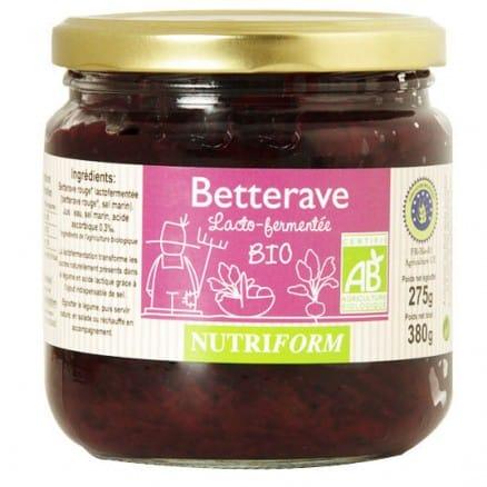 Betterave Rouge Lacto-Fermenté