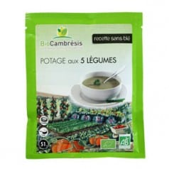 Potage 5 Légumes