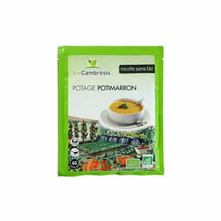 Potage Potimarron