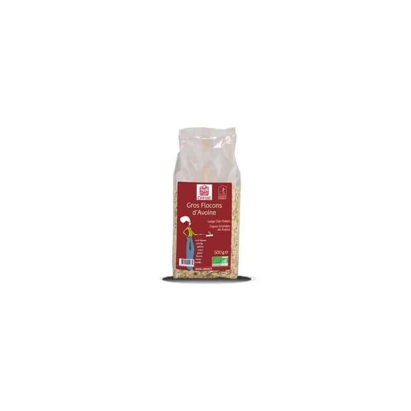 Gros flocons d 39 avoine 500 g celnat for Ambiance cuisine avoine