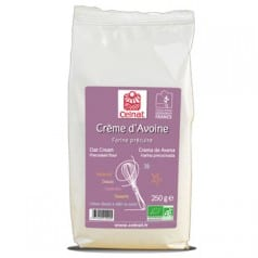 Crème d'Avoine farine précuite
