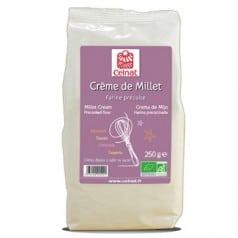 Crème de Millet farine précuite