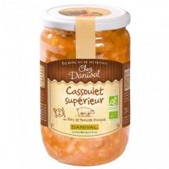 Cassoulet Supérieur Porc & Haricots Français