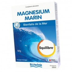 Magnésium Marin Bienfaits de la Mer
