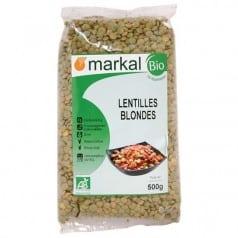 Lentilles Blondes