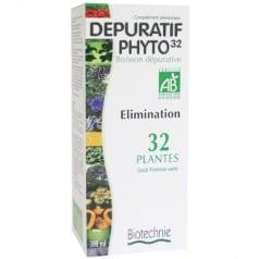 Dépuratif Phyto 32 Plantes Elimination