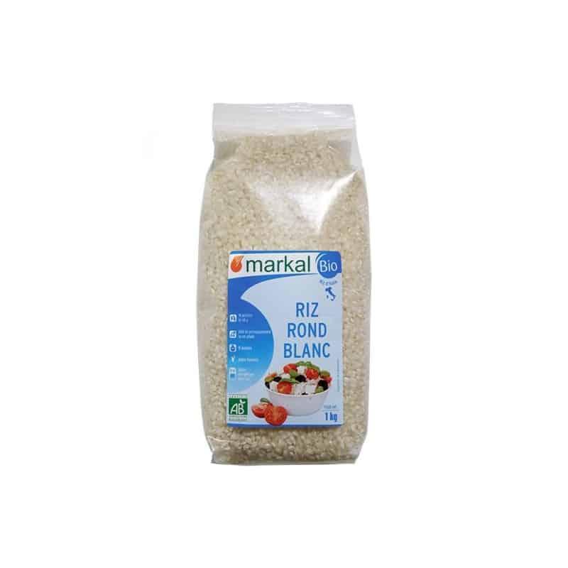 markal  Markal Riz Rond Blanc Italie 1 kg Le riz bio rond s'utilise... par LeGuide.com Publicité