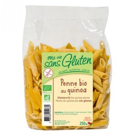 Penne au quinoa sans gluten