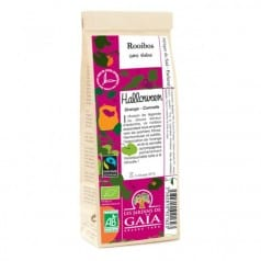 Rooibos  Halloween Orange Cannelle