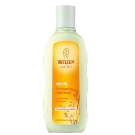 Shampooing r g n rant l 39 avoine 190 ml weleda for Ambiance cuisine avoine