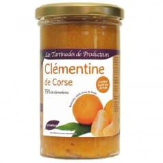 Tartinade Clémentine
