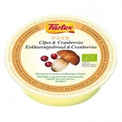 Pâté Crème Végétal Cèpes & Cranberries