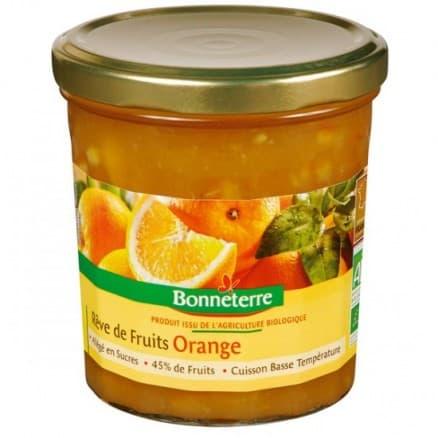 Confiture Rêves de Fruits Orange