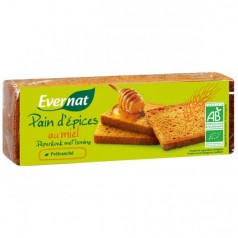 Pain d'Epices au Miel