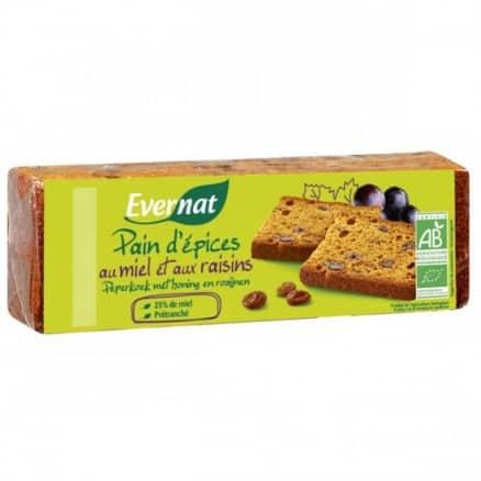 Pain d'Epices Miel Raisins