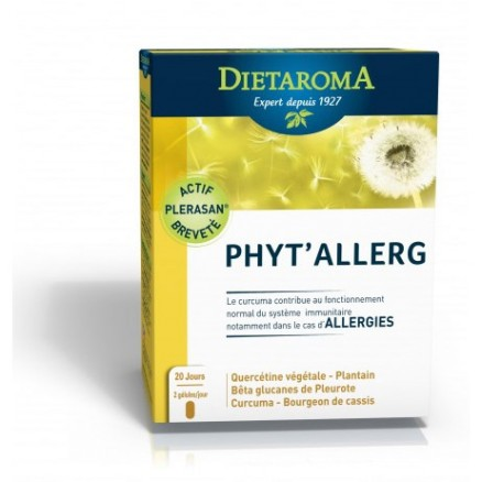Phyt'Allerg Allergies