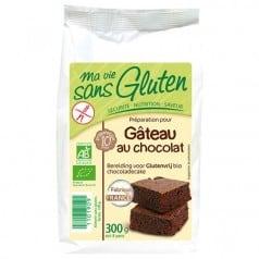 Préparation Gâteau au Chocolat Sans Gluten