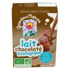 Lait Chocolaté UHT
