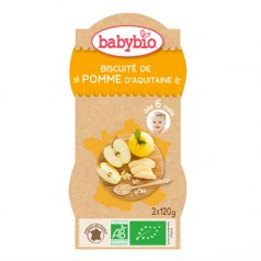 Biscuité de Pomme d'Aquitaine