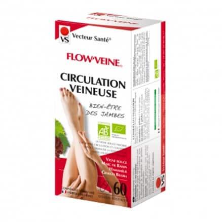 Flow'veine Vecteur Santé